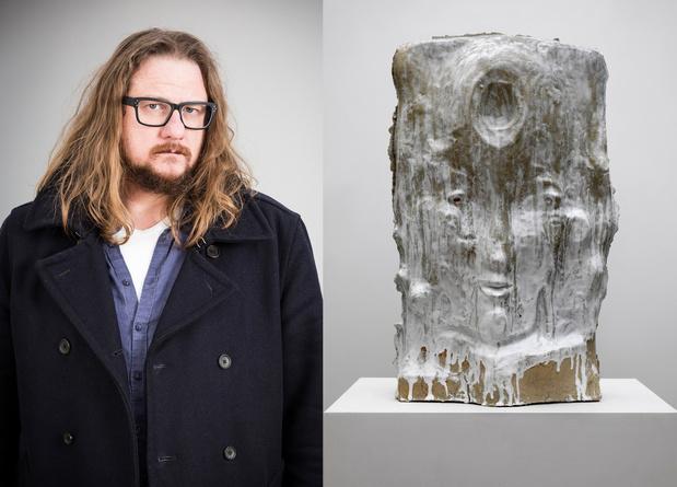 Johan Tahon schenkt twee kunstwerken aan AZ Jan Palfijn Gent