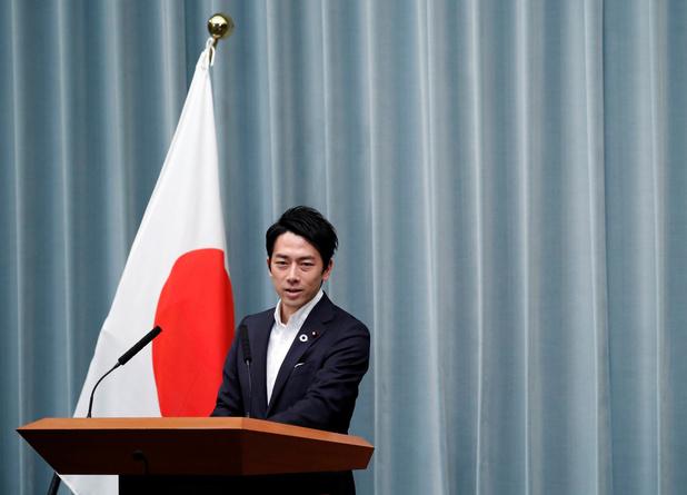 Waarom het vaderschapsverlof van een Japanse minister wereldnieuws is