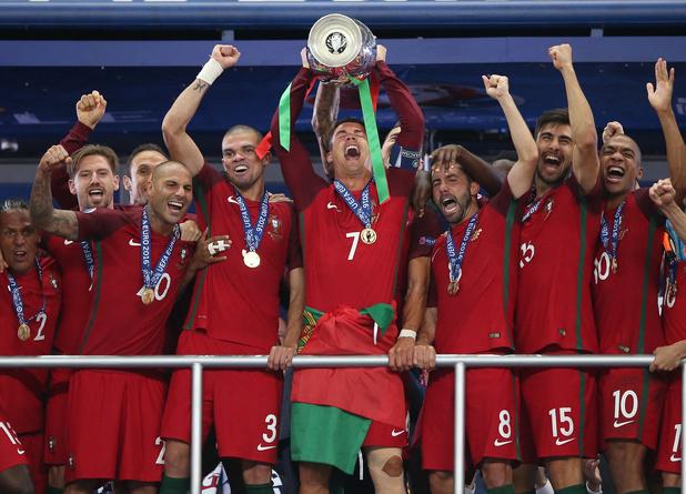 Quiz du jour: les demi-finalistes de l'EURO