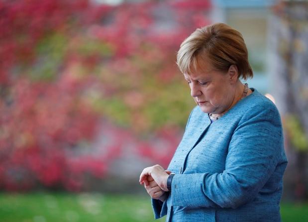 Les partis de la coalition de Merkel en réunions de crise