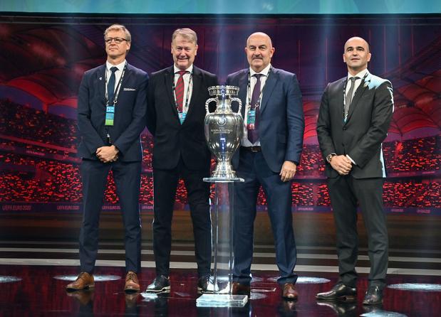 Russie, Danemark et Finlande: portrait des adversaires des Diables Rouges à l'Euro 2020