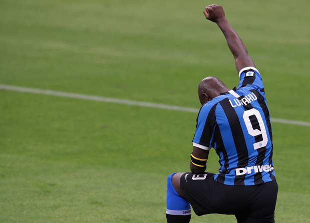 Lukaku buteur pour le retour de la Serie A