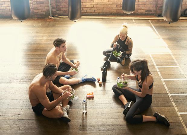 Une séance de sport est encore plus bénéfique avant le petit déjeuner