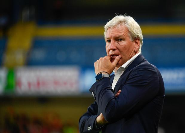 STVV ontslaat coach Marc Brys en hele technische staf