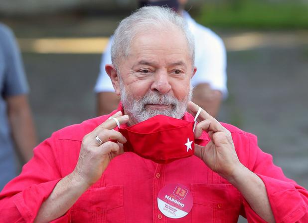 Brazilië: Lula mag aan presidentsverkiezingen deelnemen na uitspraak Hooggerechtshof