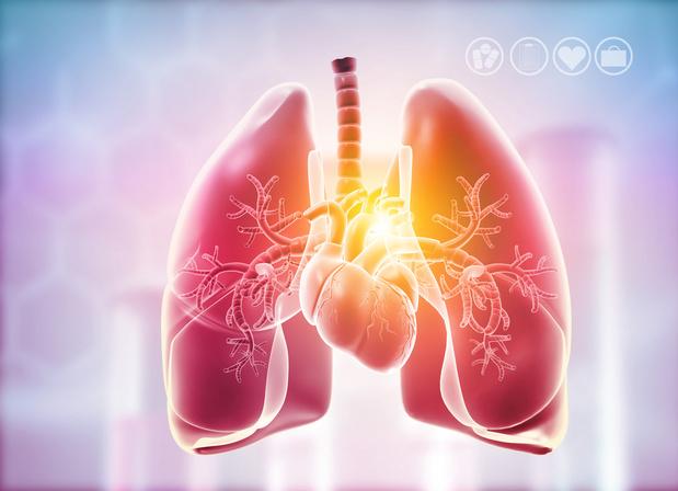 Covid-19 : une femme décède après une greffe de poumons infectés
