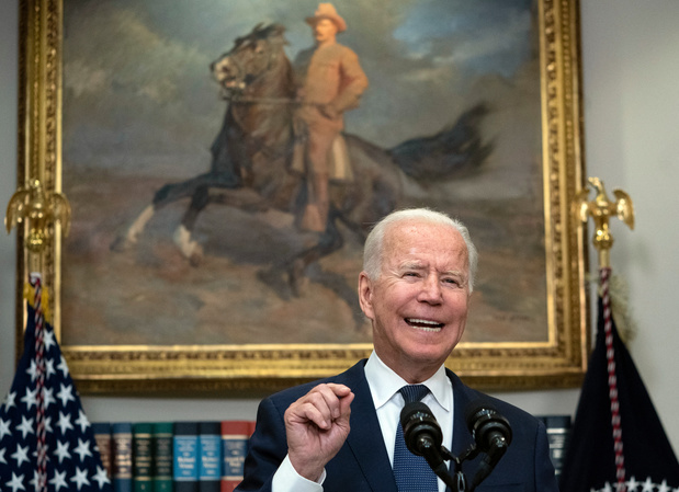 Plans Biden: un vote clé reporté à cause d'un désaccord chez les démocrates
