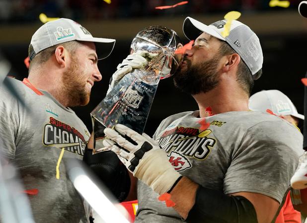 """NFL: Kansas City et son """"Chief"""" Mahomes décrochent le Super Bowl"""