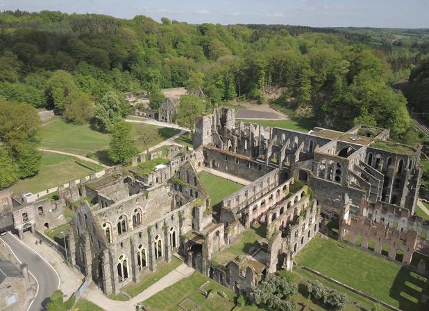 Abbaye de Villers-la-Ville, quand culture rime avec nature