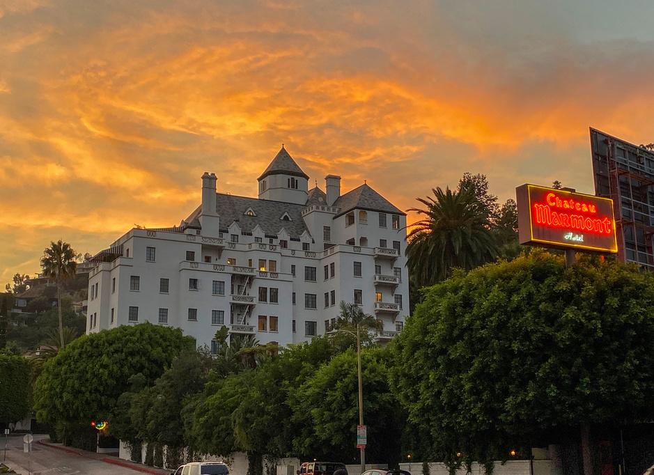 Château Marmont, le mythique hôtel des stars à Los Angeles, devient encore plus exclusif