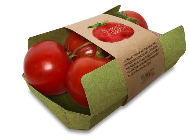 Verpakkingsmateriaal verminderen in de groente en fruit sector
