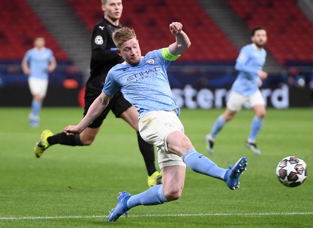 LDC: Manchester City et le Real Madrid passent sans trembler en quarts de finale