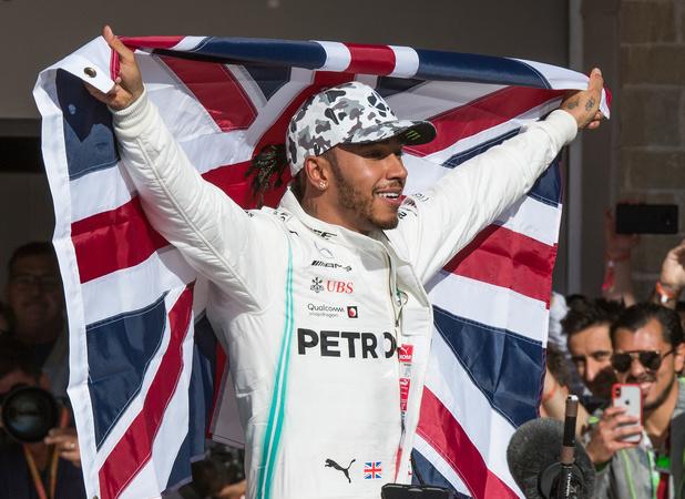 Pour Hamilton, l'objectif est un 7e titre