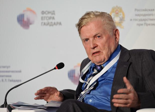 'Vader van de euro' Robert Mundell overleden