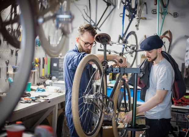 Le Gracq, Traxio et Fietserbond réclament l'assouplissement des règles pour les vélocistes