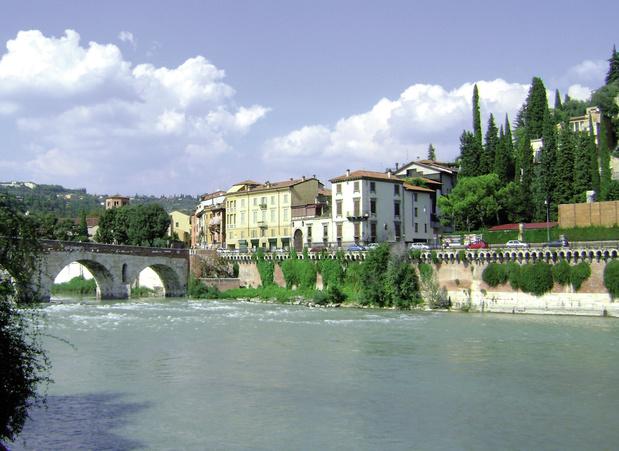 De kunststeden van de Veneto en Emilia-Romagna