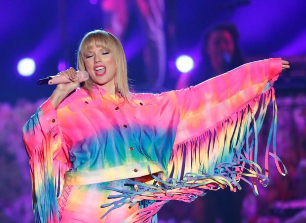 Taylor Swift komt naar België voor Werchter Boutique 2020