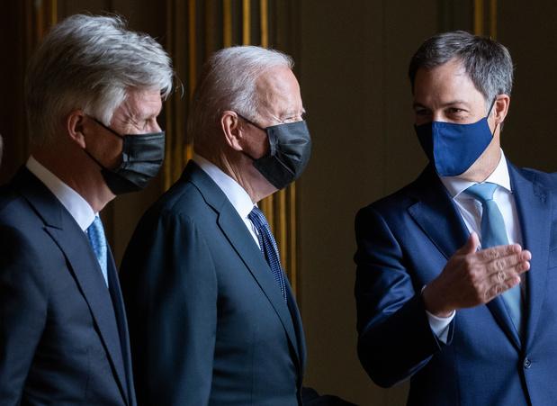 """Pourquoi la visite de Joe Biden à Bruxelles était indispensable: """"Ça facilite certaines choses"""""""