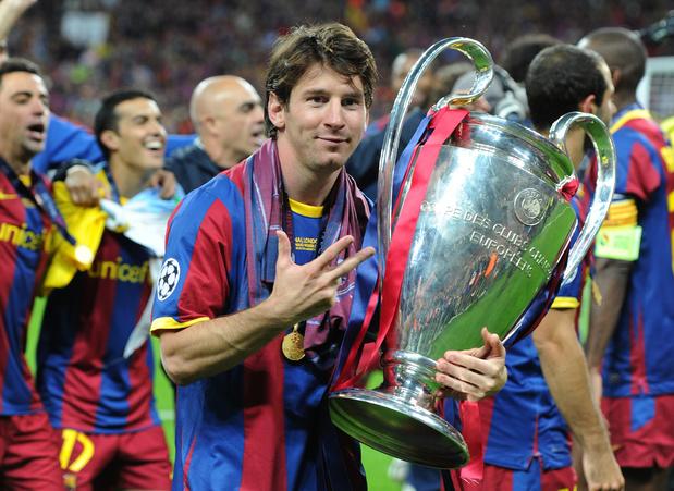 Ce jour-là: la raclée de Messi à Sir Alex