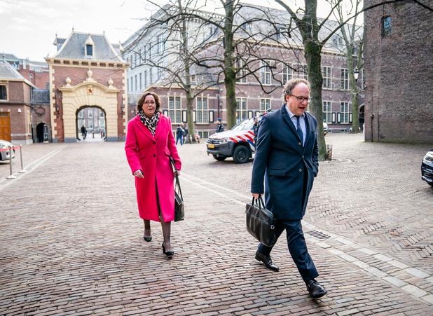 Nederland: 'verkenners' voor nieuwe regering stappen op