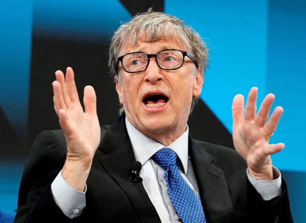 'Gates uit bestuur Microsoft wegens relatie met medewerkster'