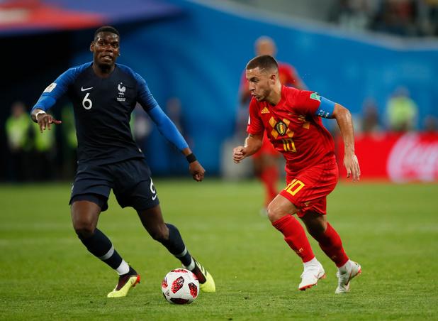 Quiz: France - Belgique 2018