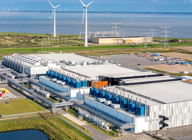 Google-servers in Nederlandse Eemshaven voortaan gekoeld met industriewater
