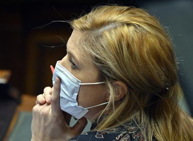 """Loi pandémie: """"On vise à l'utiliser encore durant cette crise-ci"""", dit Annelies Verlinden"""