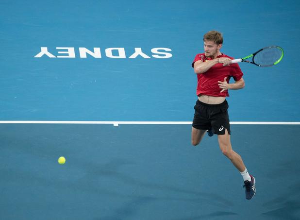 ATP Cup: l'Espagne de Nadal sur la route des Belges