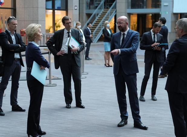 L'UE entérine un plan d'urgence à 540 milliards d'euros