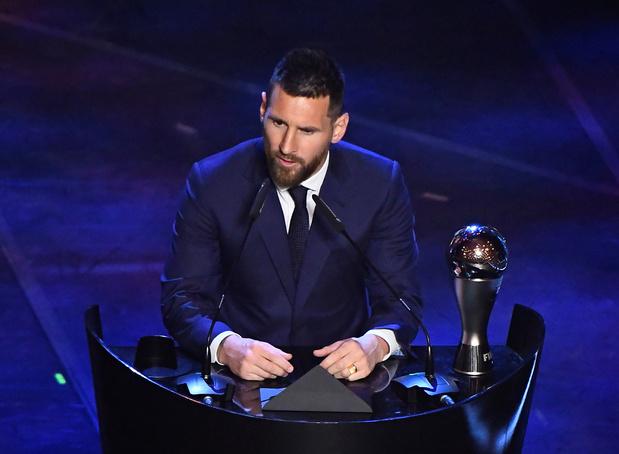 Peut-on vraiment parler de surprise quand Messi est désigné comme le meilleur? Pour une fois, peut-être