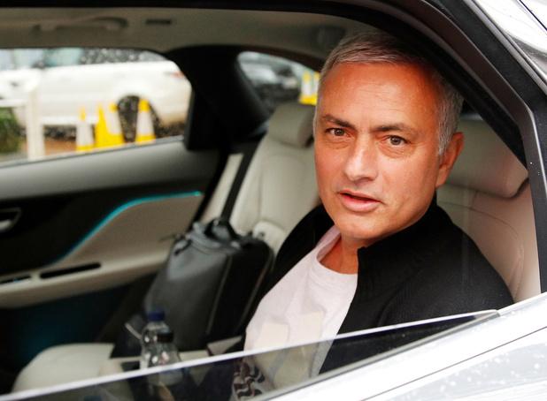 """Mourinho """"n'aurait pas pu être plus heureux"""" en signant à Tottenham"""