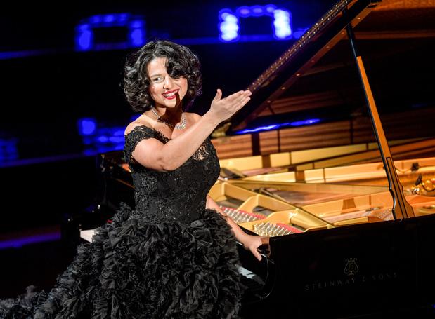 Drie concerten van toppianiste Khatia Buniatishvili in ons land