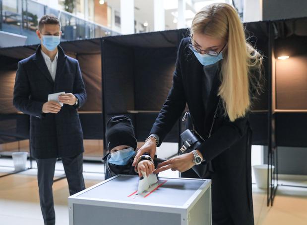 Oppositie wint tweede ronde van parlementsverkiezingen in Litouwen