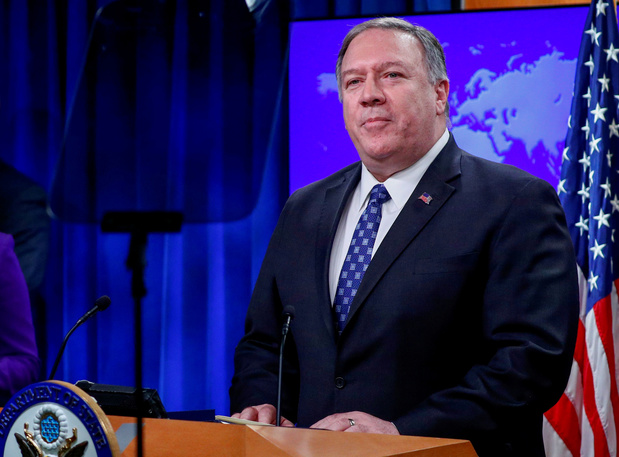 Pompeo défend la légalité des actions américaines contre Soleimani et l'Iran
