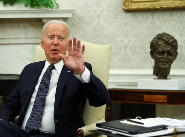 Joe Biden fait avancer son programme économique pas à pas