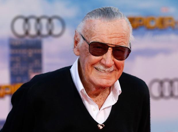 L'ex-manager de Stan Lee arrêté pour abus de faiblesse envers le magnat des comics Marvel