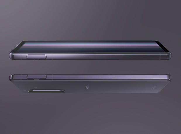 Sony stelt nieuwe flagship-telefoon met 5G voor