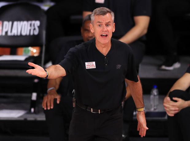 Billy Donovan nouveau coach des Chicago Bulls