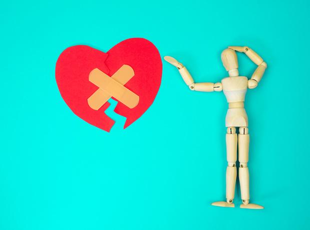 Depressie is niet goed voor het hart