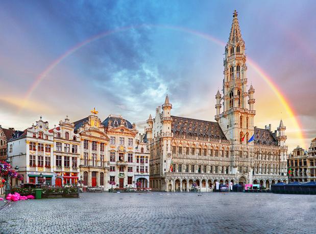 Te ontdekken: Brussel verwelkomt overdekte foodmarket, biologische kiosk en stadsplantenwinkel