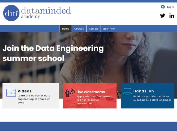 Data Minded ouvre une académie de formation d'ingénieurs data