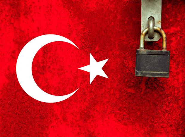 Twitter schikt zich naar Turkse 'censuurwet'