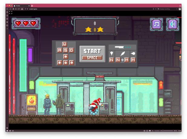 Nieuwste versie van Vivaldi-browser bevat een arcade-game