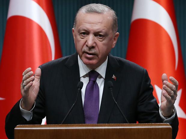 Erdogan s'en prend aux étudiants protestataires et aux LGBT