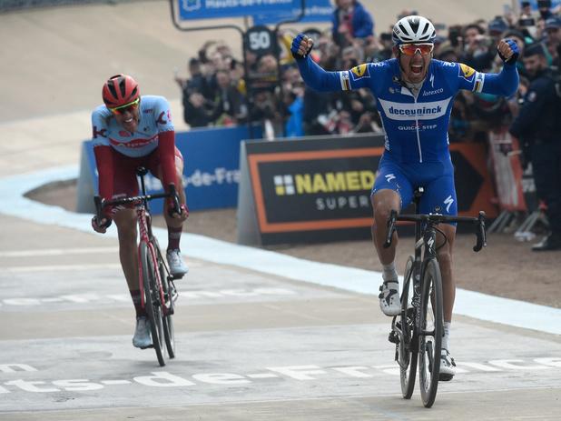 Quiz du jour: Paris-Roubaix