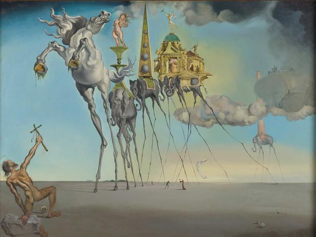 Expo : Dali & Magritte, icônes du surréalisme