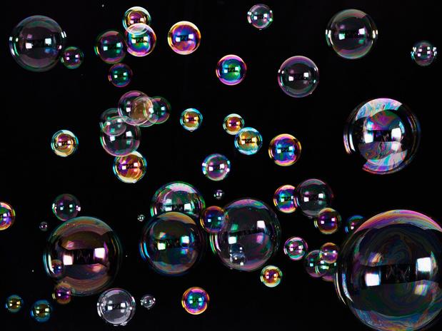 Welkom in je eigen bubbel
