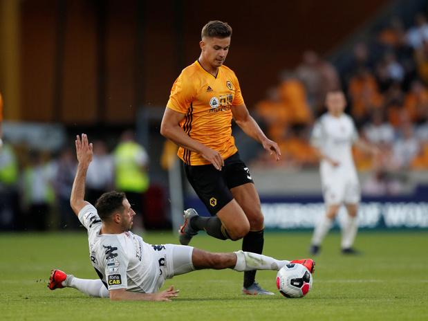 Wolverhampton et Dendoncker qualifiés pour le 3e tour préliminaire de l'Europa League