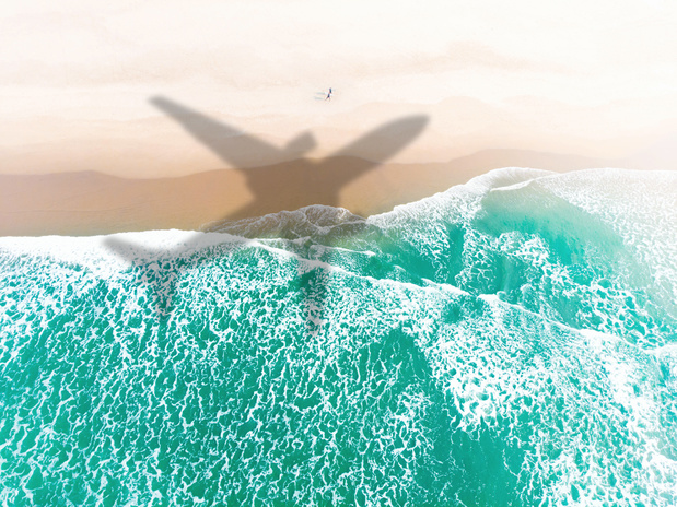 Qantas biedt zeven uur durende rondvlucht boven Australië aan